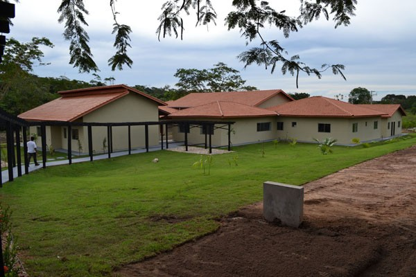Comunidade Terapêutica Divina Providência (Foto: TVCA)
