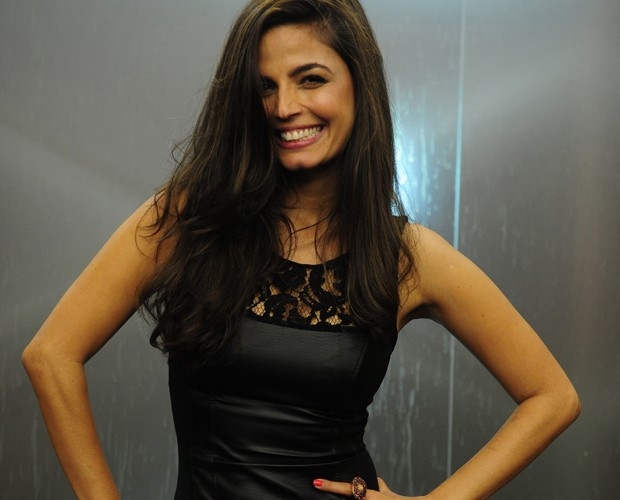 Emanuelle Araújo (Foto: Renato Rocha Miranda/TV Globo)