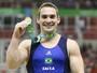 Arthur Zanetti pode se tornar terceiro bicampeão olímpico nas argolas