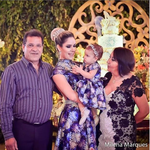 Festa da filha de Wesley Safadão (Foto: Reprodução/Instagram)