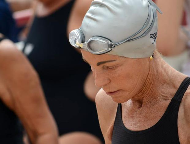 nadadora Delfina Gonçalves Coelho natação Estrela do Oeste Clube Divinópolis MG (Foto: Franklim Souza/FAM)