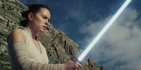 Novo trailer de 'Os últimos Jedi' abre margem para teorias sobre o futuro de Rey, Kilo Ren e Luke (Foto: Reprodução)