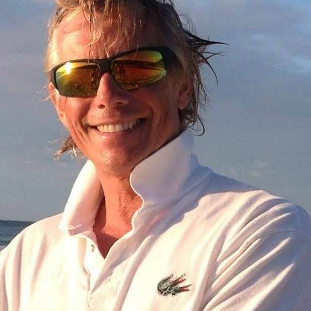 Christopher Atkins, o Richard de A Lagoa Azul (Foto: Reprodução/Facebook)