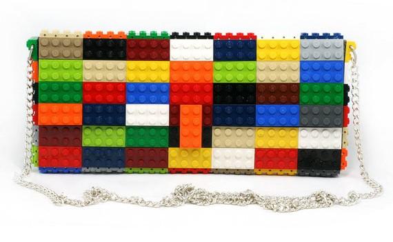 Bolsas de Lego (Foto: Divulgação/etsy.com)