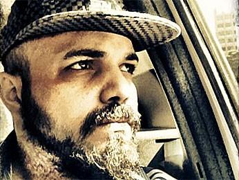 Marcelo Lyra, fotógrafo que morreu no avião em que estava Eduardo Campos (Foto: Reprodução / Facebook)