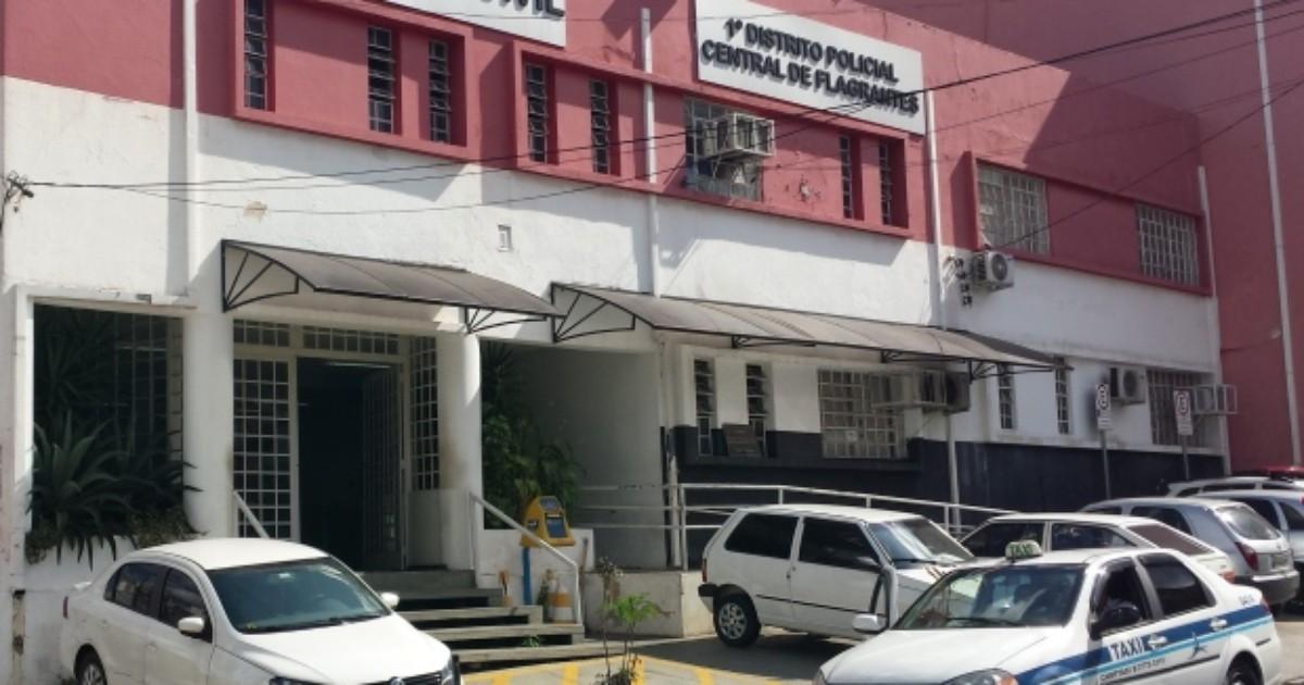 Ajudante geral é preso suspeito de tentar furtar loja em Campinas, SP - Globo.com