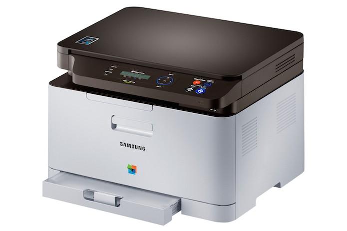 Modelo multifuncional Samsung C460FW (Foto: Divulgação)
