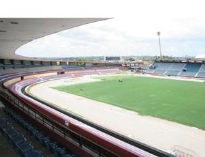 Cruzeiro estreia na Copa do Brasil no estádio Rei Pelé, em Maceió. (Foto: Divulgação)