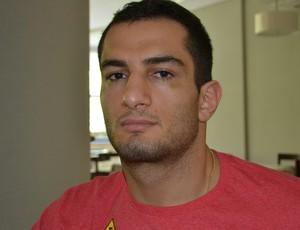 Gegard Mousasi Lutador MMA
