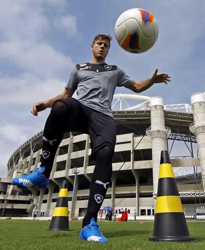 Luís Henrique Botafogo (Foto: Vitor Silva / SSPress)