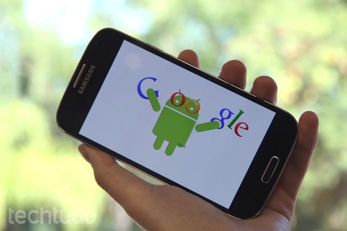 Possível acordo entre Google e Samsung deve por fim à aplicativos genéricos no Android (Foto: Luciana Maline/TechTudo)