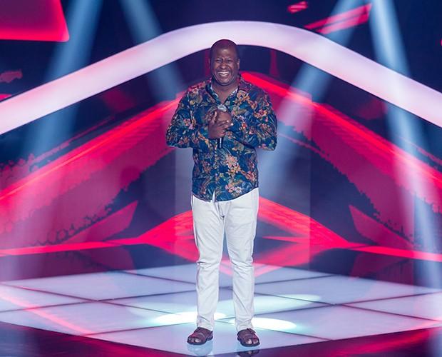 Gabriel Silva - Audição 1 (Foto: Isabella Pinheiro/TV Globo)