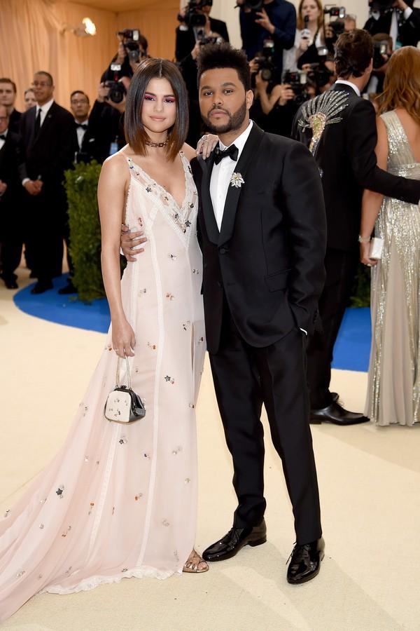 Selena e Abel (Foto: Getty Images)