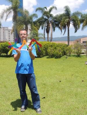 bumerangue 4 (Foto: Rodrigo Mariano / Globoesporte.com)