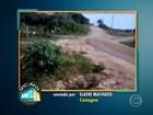 Cidadãos mineiros denunciam problemas em rodovias e ruas