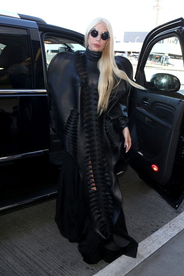 Lady Gaga (Foto: AKM-GSI BRASIL / Splash News)