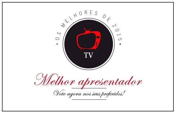 Melhor apresentador (Foto: Arte: Eduardo Garcia)