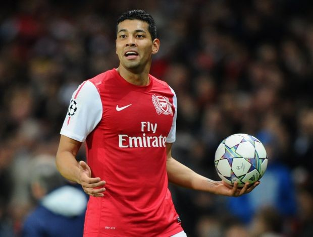 André Santos Arsenal (Foto: Getty Images)