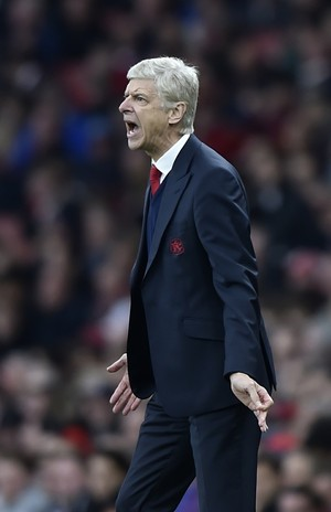 Arsenè Wenger Arsenal x Middlesbrough (Foto: Reuters)