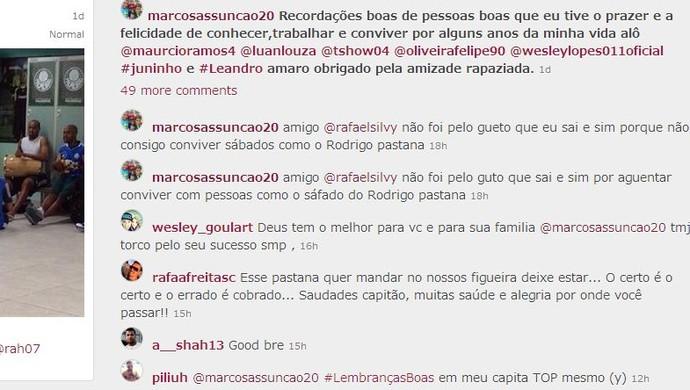 Marcos Assunção Instagram (Foto: Reprodução/Instagram)