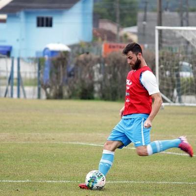 Diego Jardel Avaí (Foto: André Palma Ribeiro/Avaí FC)