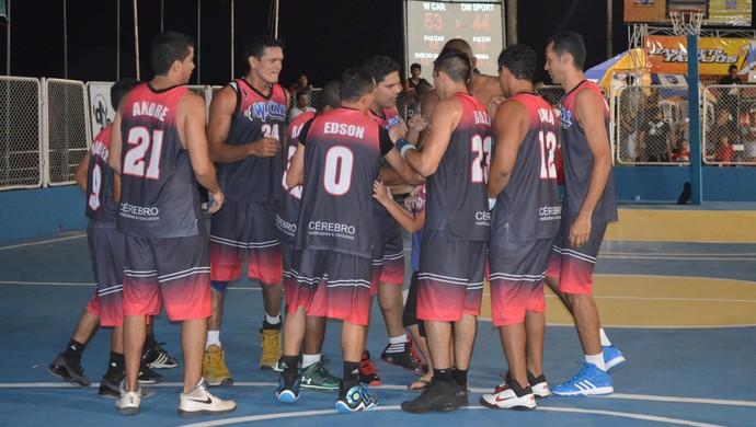 Basquete Tapajós 2014 : Wcar é a grande campeã do torneio (Foto: Weldon Luciano/GloboEsporte.com)