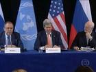 Potências mundiais anunciam trégua parcial na guerra na Síria