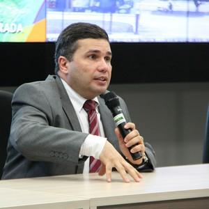 Sérgio Fontes (Foto: Matheus Castro)