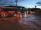 Protesto pede melhorias em via de conjunto na Zona Norte de Manaus