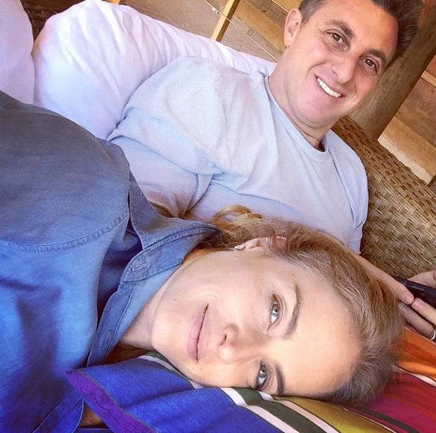 Luciano Huck e Angélica (Foto: Reprodução / Instagram)