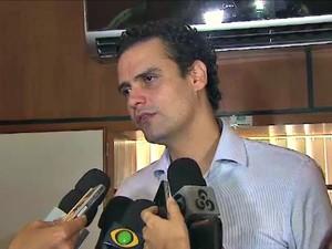 O ministério de Justiça coordena a força-tarefa e está representado pelo Secretário Nacional de Justiça, Paulo Abraão (Foto: Reprodução TV Acre)