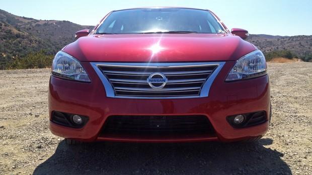 Galeria de fotos do novo Nissan Sentra