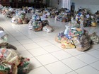 Natal Sem Fome precisa de doações de feijão e açúcar para cestas na PB
