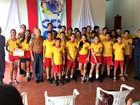 Projeto dos Bombeiros e Educação certifica 43 jovens em espanhol no AC