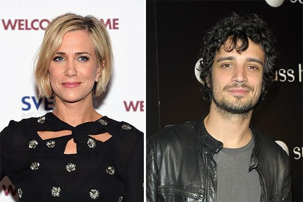 Kristen Wiig e Fabrizio Moretti (Foto: Getty Images)