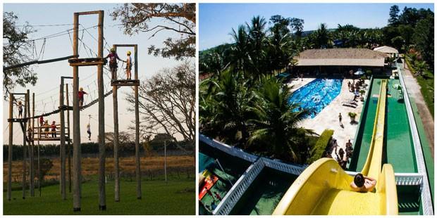 Brotas Eco Resort (Foto: Divulgação)