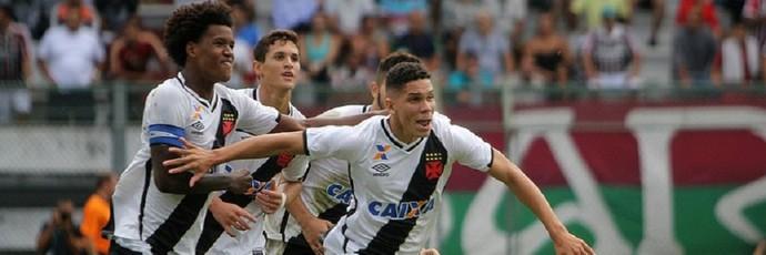 Paulinho Vasco sub-20 (Foto: Paulo Fernandes / Vasco)