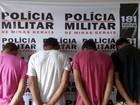 Adolescentes são detidos suspeitos de tráfico de drogas em Arcos