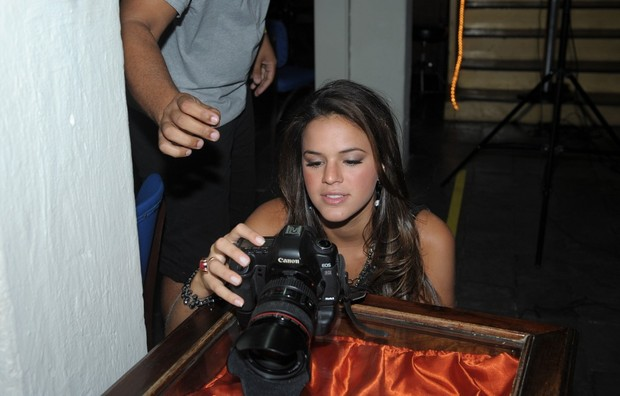 Bruna Marquezine (Foto: Divugação / Paulo Jabur)