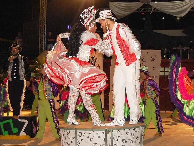 Quadrilhas juninas se apresentarão durante os quatro dias de evento, em Araguaína (Foto: Divulgação/Leila Mel/Prefeitura Araguaína)