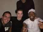 Nego do Borel reúne amigos famosos em festa no Rio