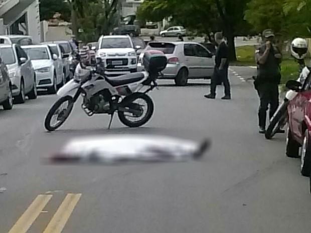 Vítima morreu em acidente do Campolim, em Sorocaba (Foto: Vanderlei Machado de Almeida/Arquivo Pessoal)