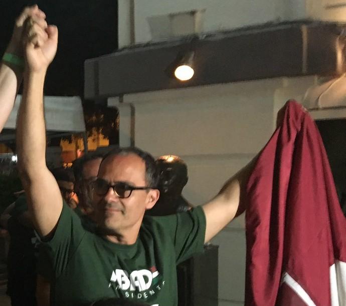 Pedro Abad vence eleição e comanda o Fluminense pelo próximo triênio 880111043094b