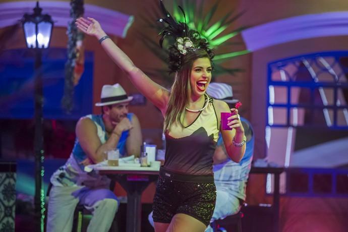 Vivian na Festa Rio de Janeiro (Foto: Artur Meninea)