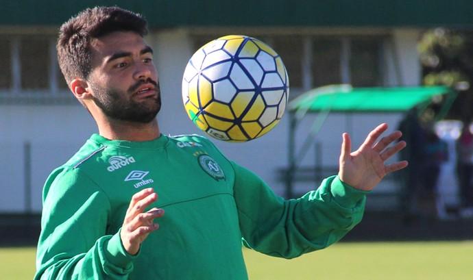 Meia Arthur Maia, formado no Vitória, estava emprestado à Chapecoense pelo time baiano e jogaria a final  (Foto:  Cleberson Silva/Chapecoense)