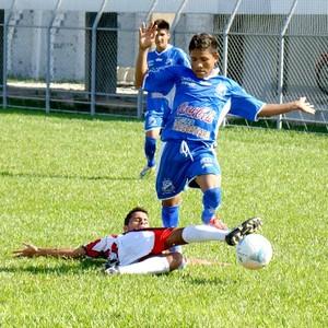 Amazonense Juniores (Foto: Marcos Mendonça/Penarol)