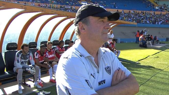 Levir Culpi; Atlético-MG (Foto: Reprodução/TV Globo)