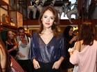 Isabelle Drummond, Letícia Spiller e mais famosas vão a evento de moda