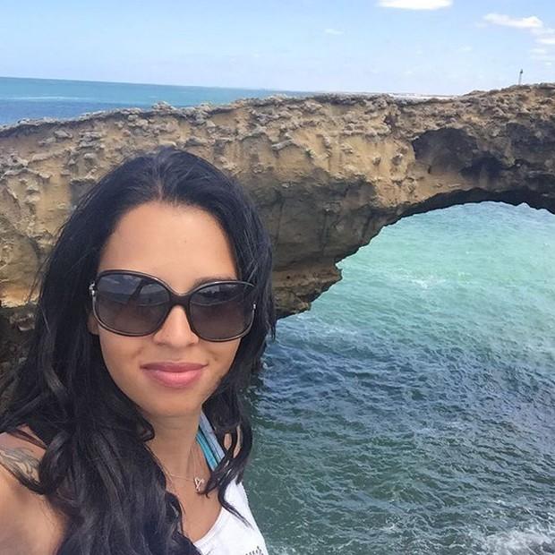 Ariadna Arantes (Foto: Reprodução/Instagram)
