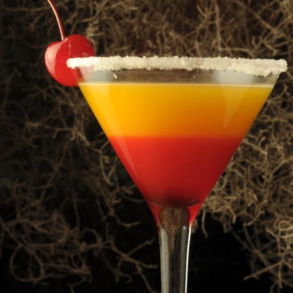 Tequila Sunrise (Foto: Divulgação)